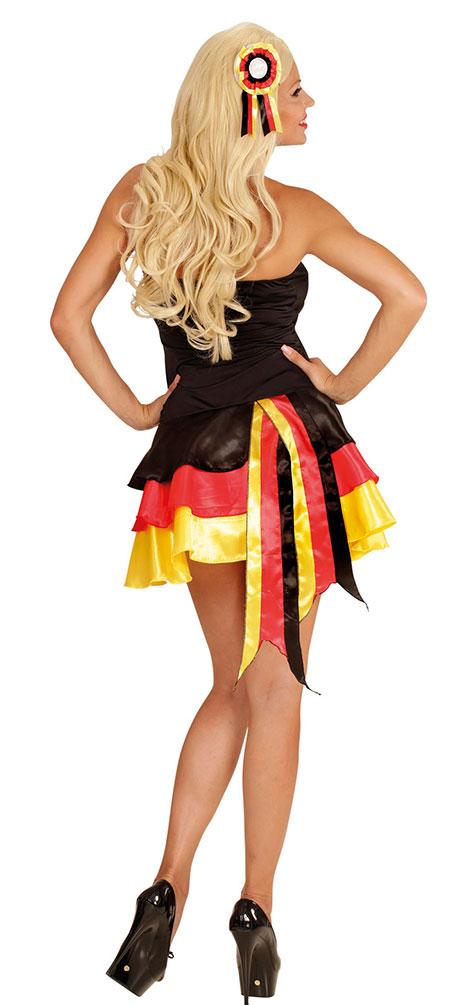 Kleid deutschland wm