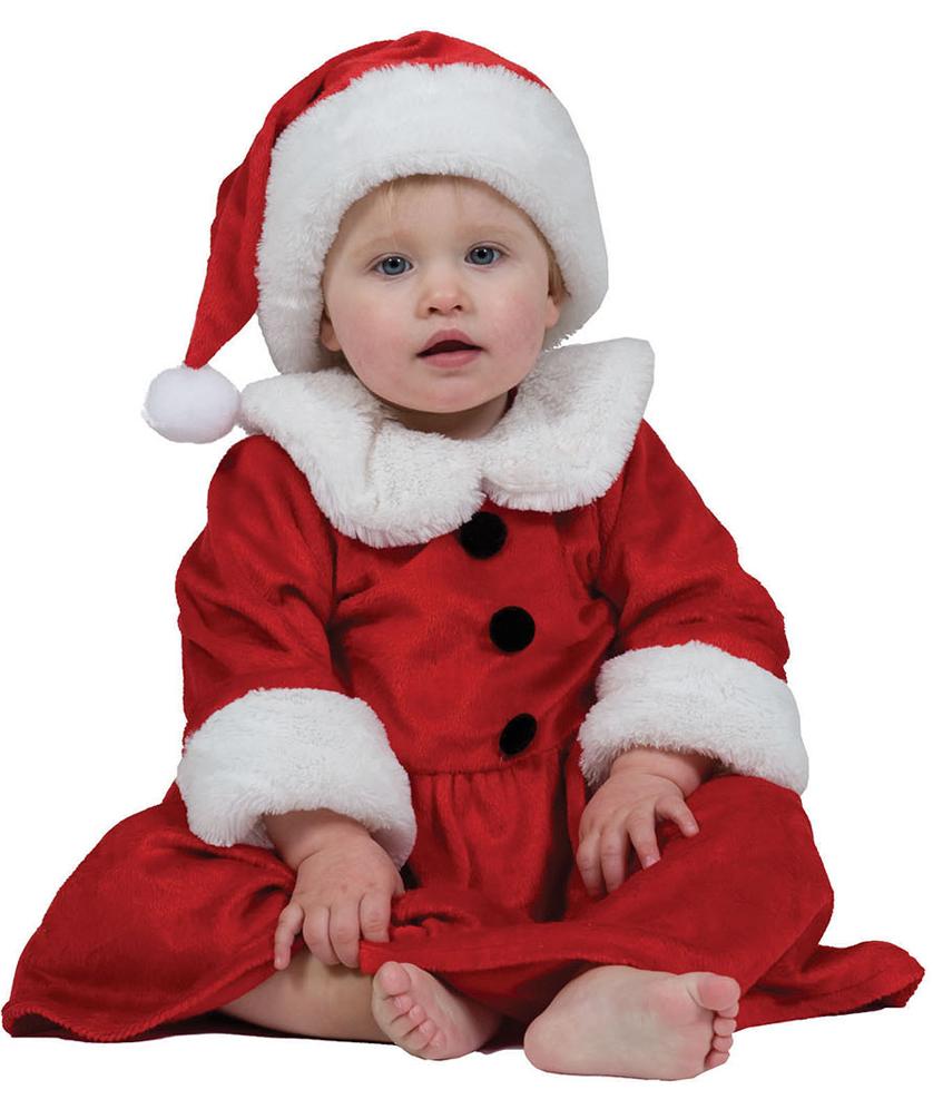weihnachts kost m weihnachtskleid baby m dchen weihnachtsm tze baby kost me g nstige