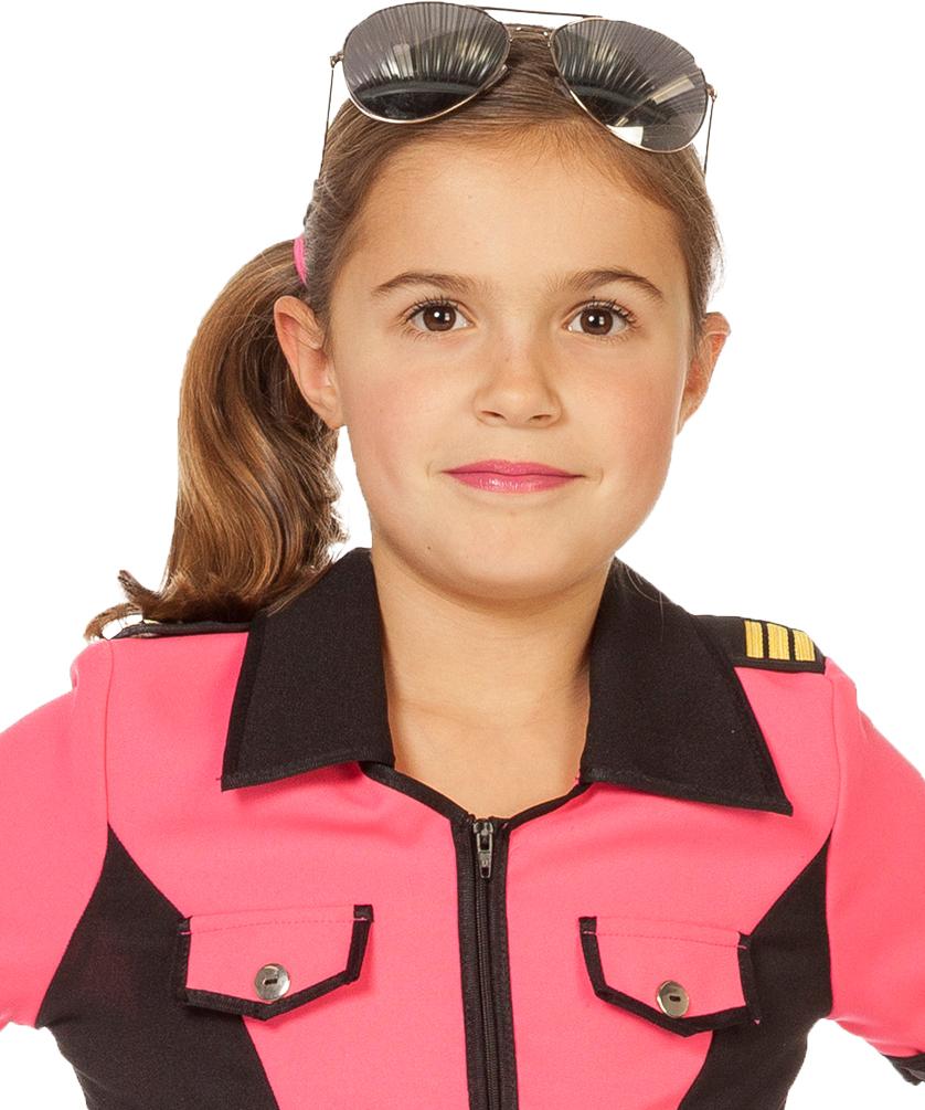 Polizistin Kostum Kinder Madchen Polizist Kostum Madchen Pink Kostume