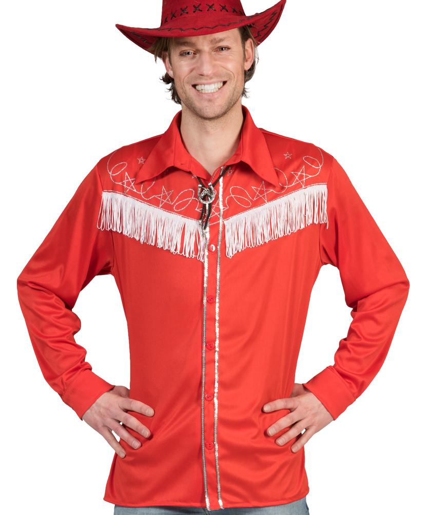 Rodeo Cowboy Kostum Western Karneval Fasching Herren Party