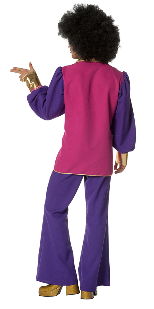 0b1ad51e564829 Disco Fever Kostüm Herren Disco Herren-Kostüm 70er 80er Jahre Kostüm ...