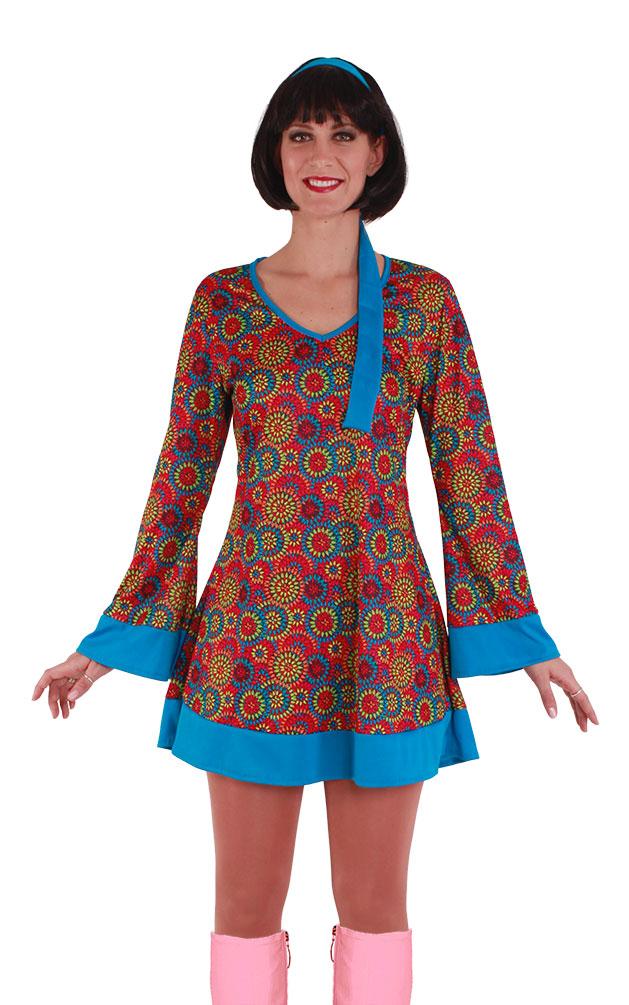 Hippie kleider fasnacht