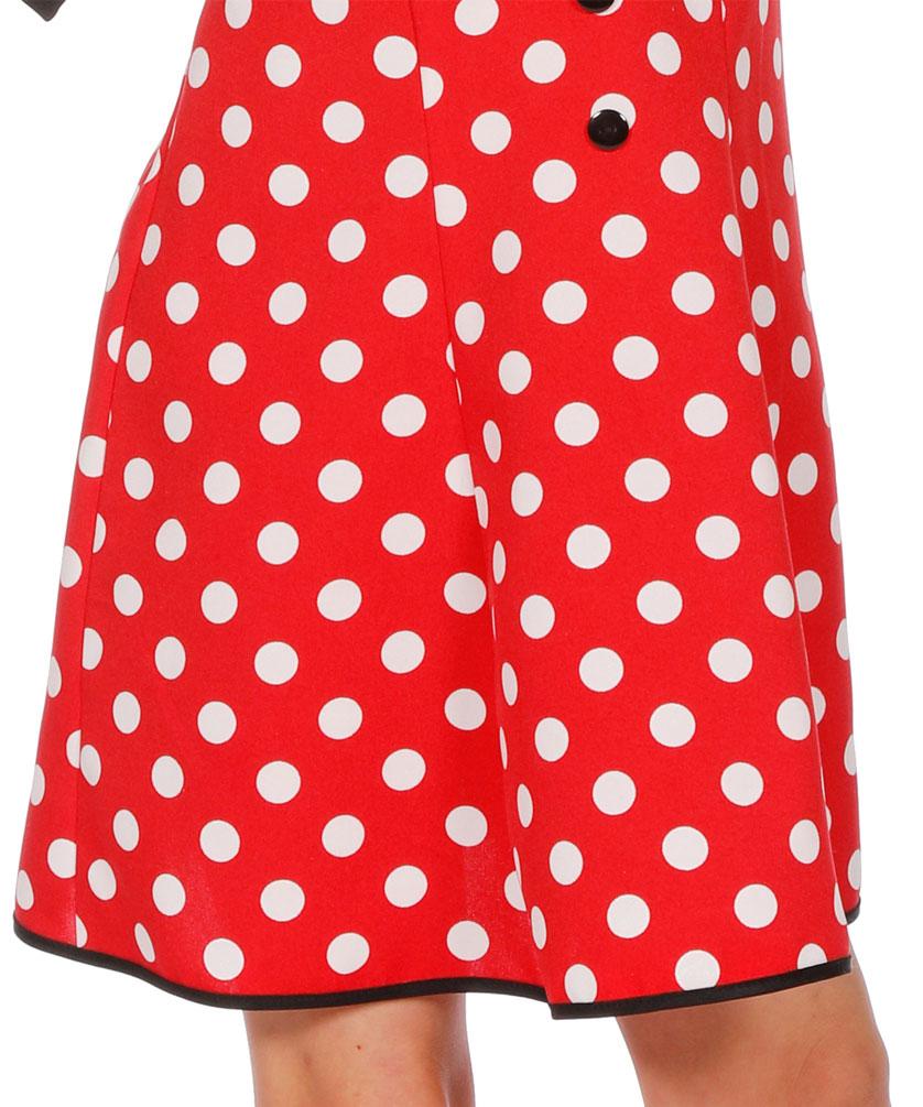 Minnie Mouse Kostüm Minnie Maus-Kostüm Mädchen Kinder-Kostüm MIT ...