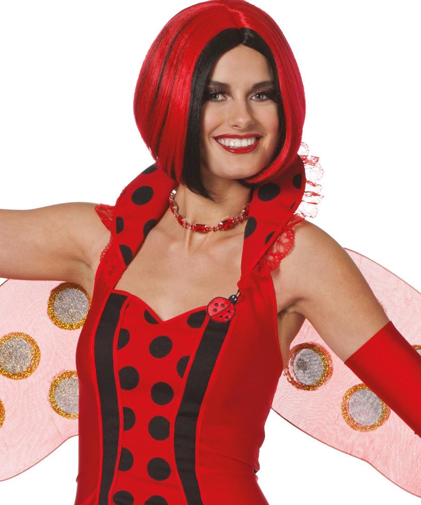 Marienkafer Kostum Damen Marienkafer Kleid Gluckskafer Damen Kostum