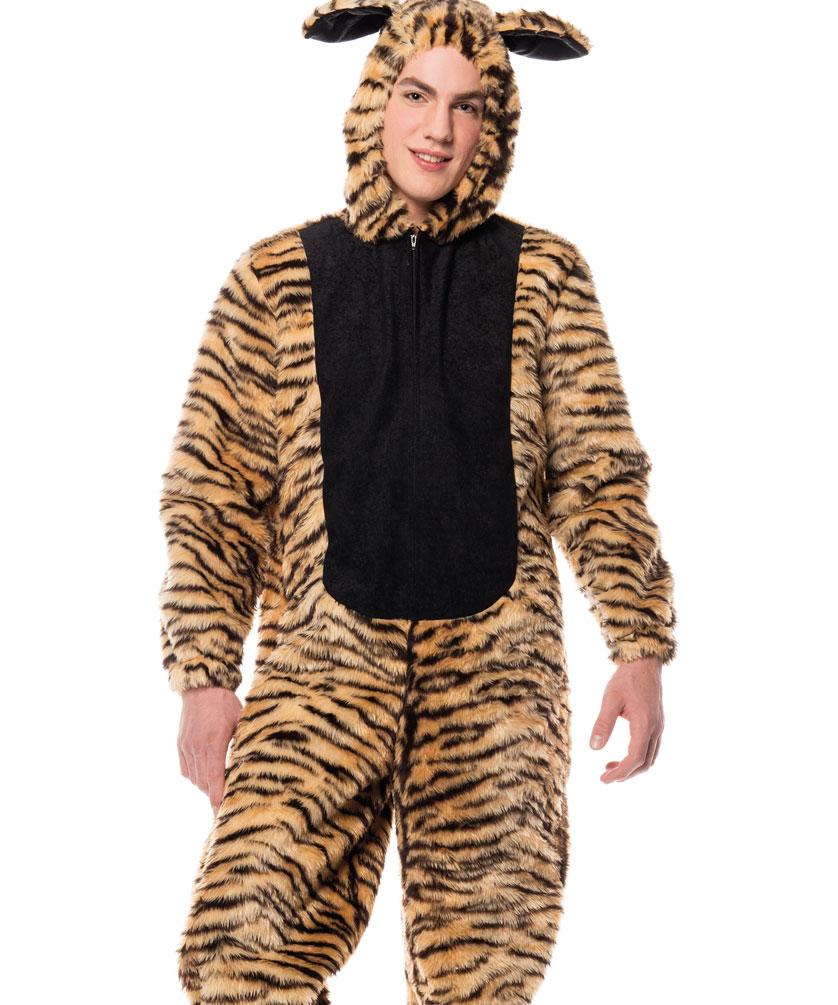 Tiger Kostüm Herren