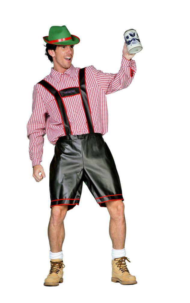 lederhosen kostüm herren