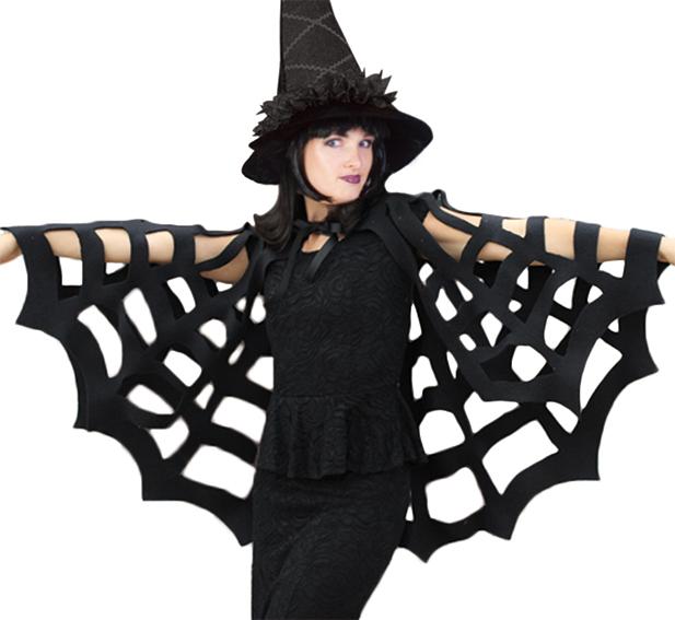 Karneval Klamotten Kostum Cape Spinne Zubehor Halloween Karneval Ebay