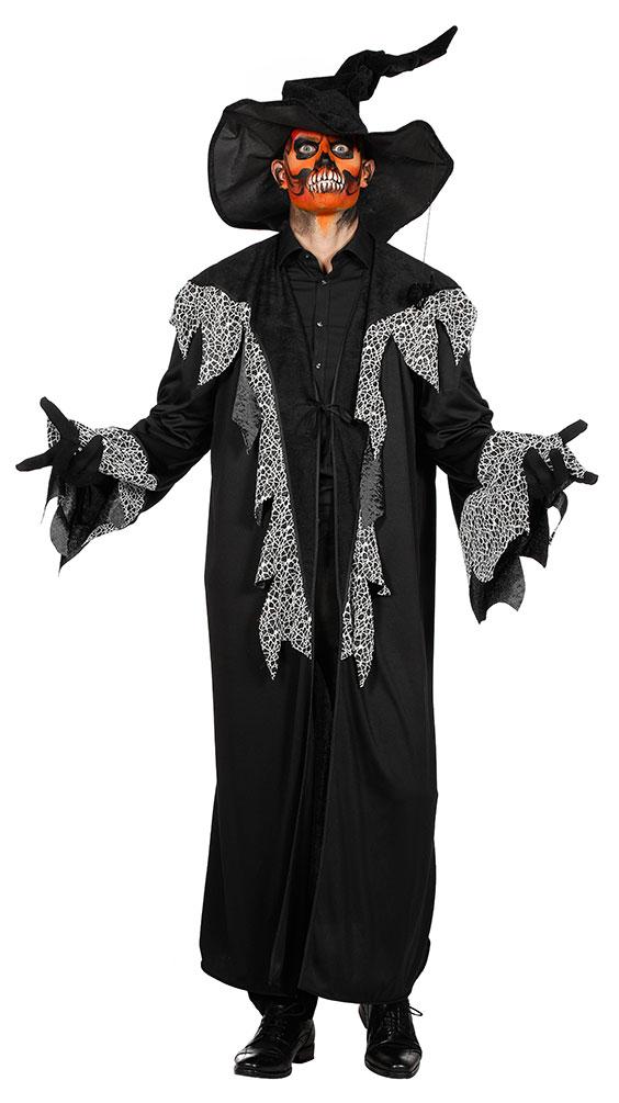 Horror Kostum Herren Voodoo Zauberer Kostum Kostume