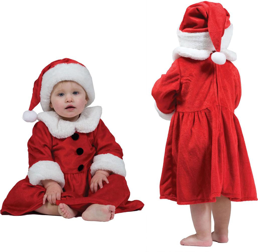 weihnachts kost m weihnachtskleid baby m dchen weihnachtsm tze baby kost me g nstige. Black Bedroom Furniture Sets. Home Design Ideas