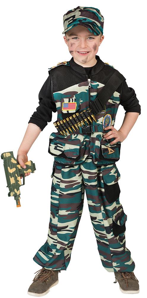 Soldat Kostum Kinder Soldat Kostum Junge Militar Mit Soldatenmutze