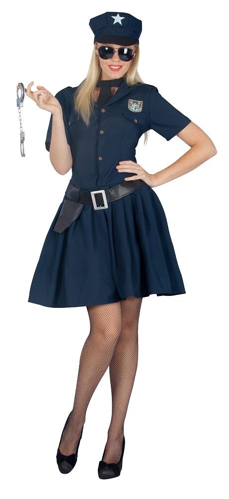 Kostum Sexy Polizistin Cop Damen Kostum Polizei Kleid Polizeimutze