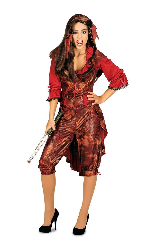 Piratin Kostum Sexy Piratenkostum Damen Kostum Piraten Braut Kostume