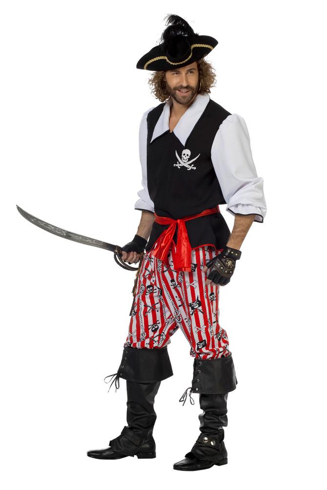piraten kost m herren kost m pirat kapit n komplett kost m kost me g nstige karnevalskost me. Black Bedroom Furniture Sets. Home Design Ideas