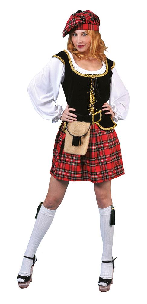 wähle das Neueste begrenzter Stil Großhändler Kostüm Schottin Loch Ness
