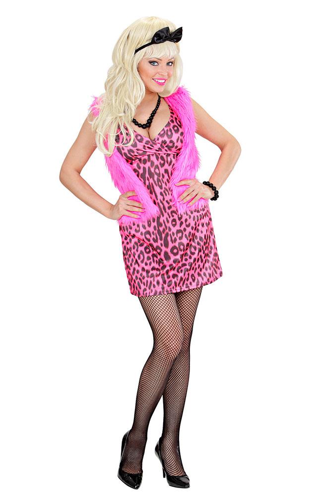 Kleid 80er stil