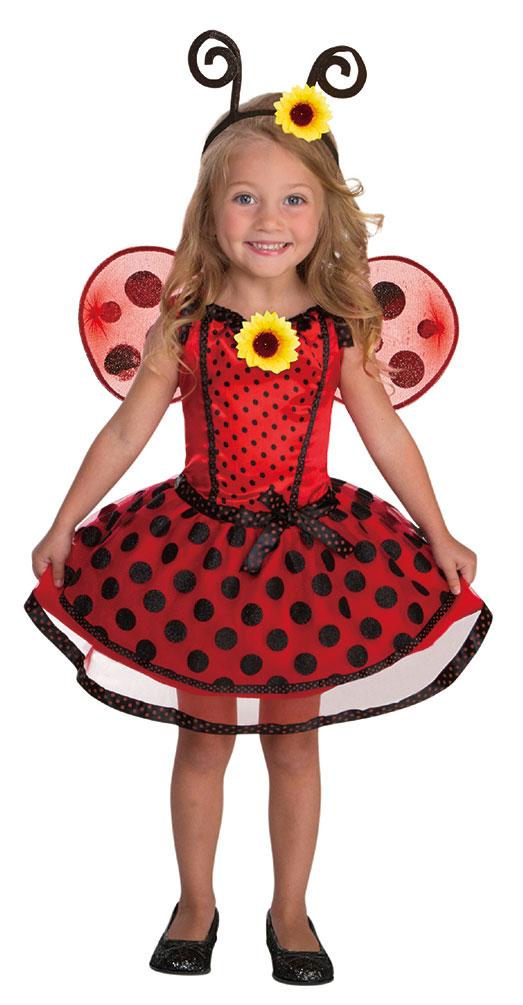 70000 Lf Produkts Pte Ltd Marienkafer Kostum Kinder Madchen