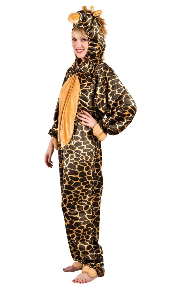 kost m giraffe pl sch dame kost me g nstige. Black Bedroom Furniture Sets. Home Design Ideas