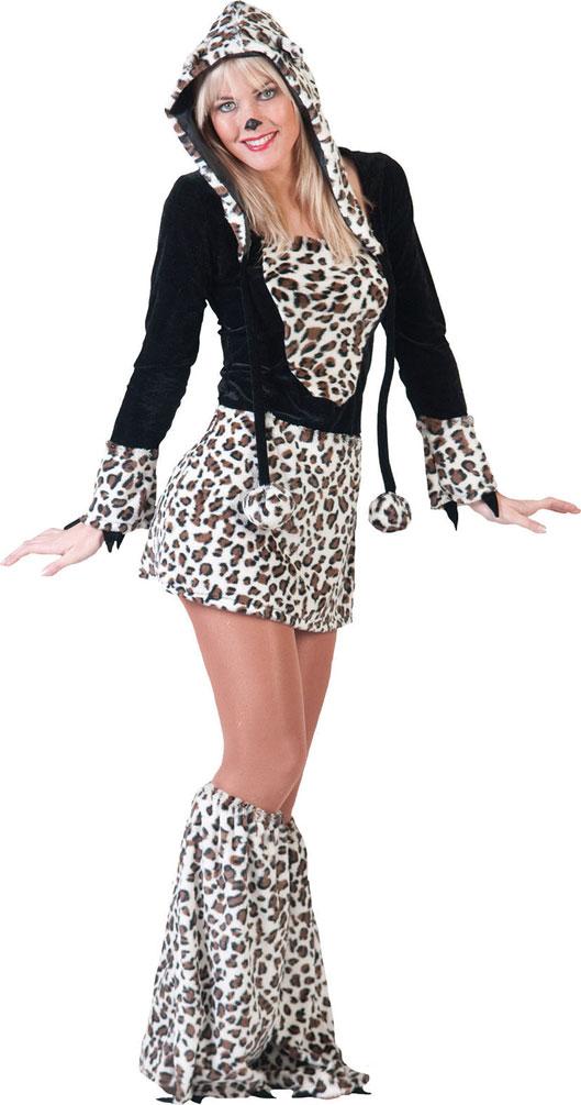kost m sexy leopard lexi kost me g nstige karnevalskost me von karneval klamotten. Black Bedroom Furniture Sets. Home Design Ideas