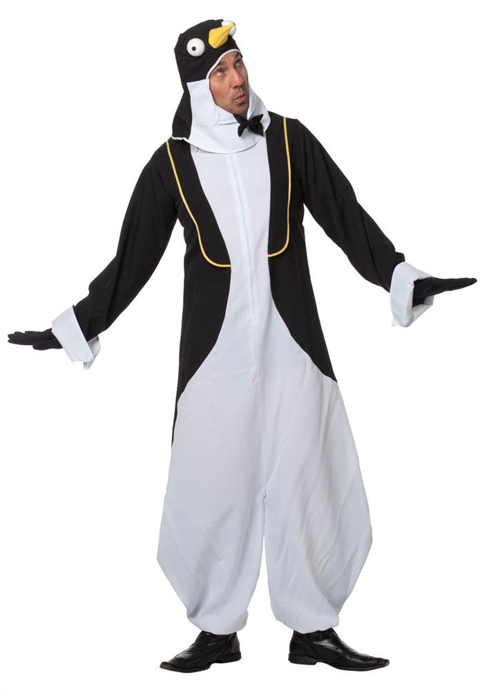 pinguin kostüm herren