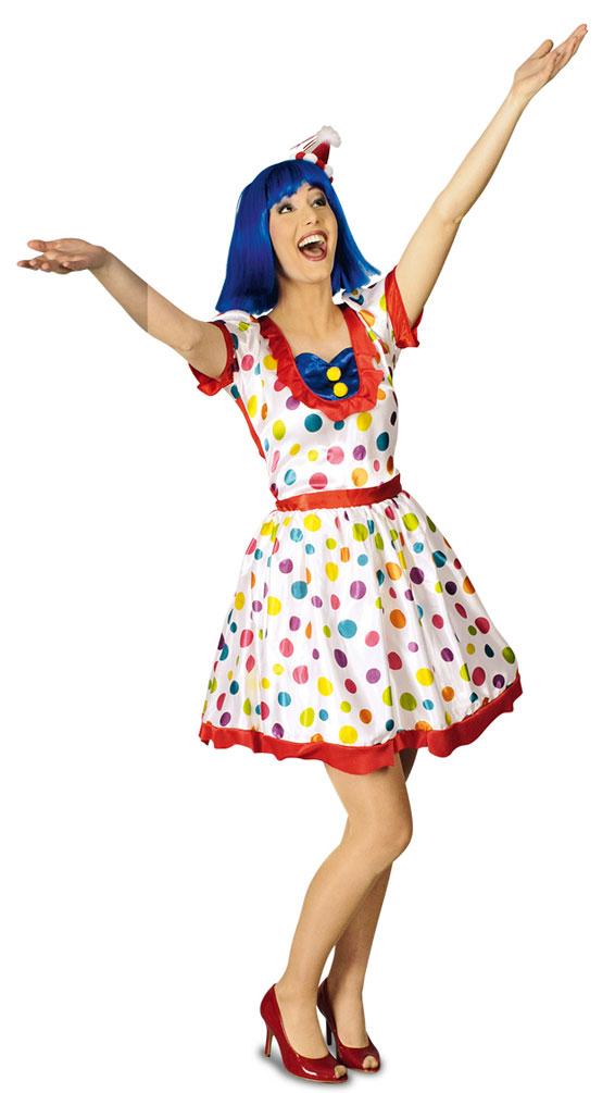 Bunte kleider karneval
