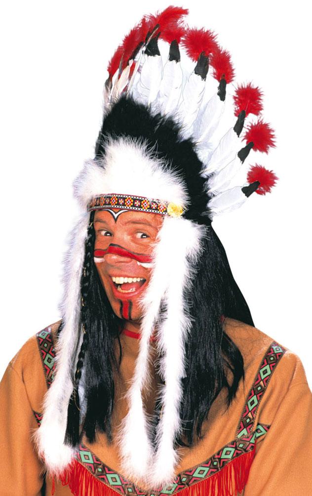 Indianer Kopfschmuck Apache Hute