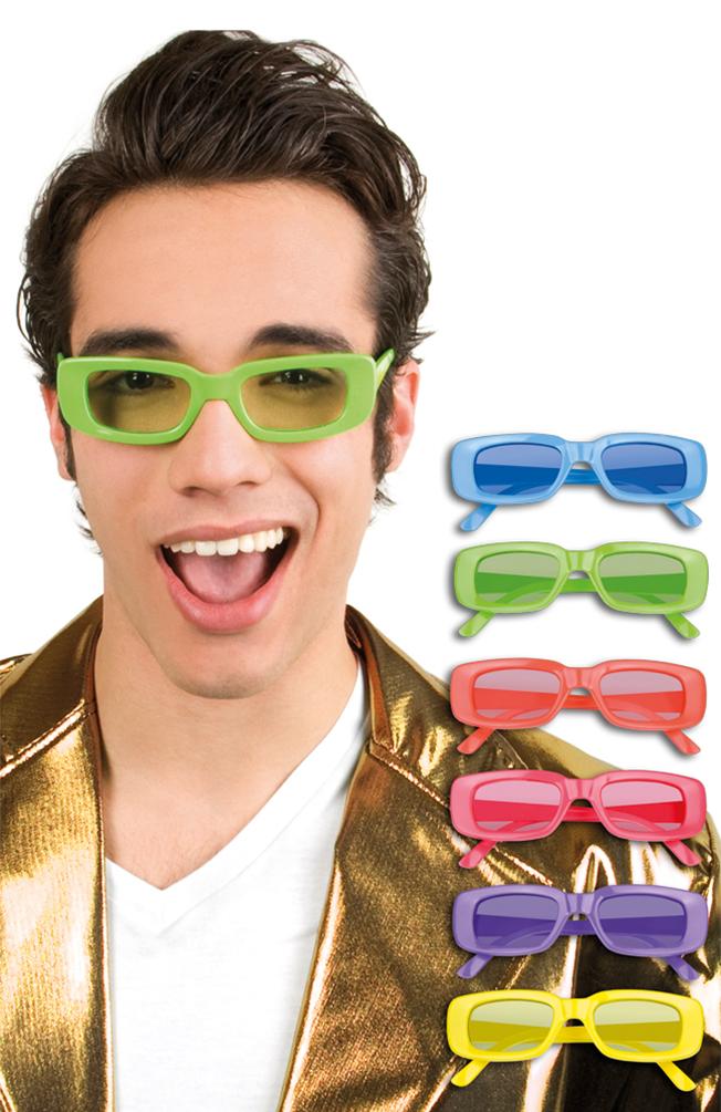 Brille Neon Zubehor