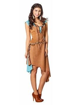 Cowboy Kostum Indianer Kostum Cowgirl Kostum Saloongirl Kostum
