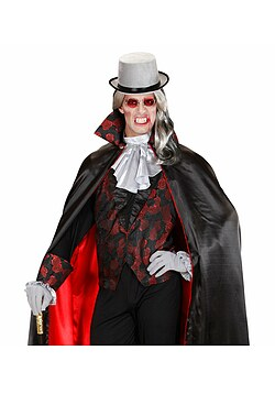 Brille Dracula Halloween